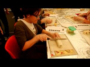 Mini workshop di sushi