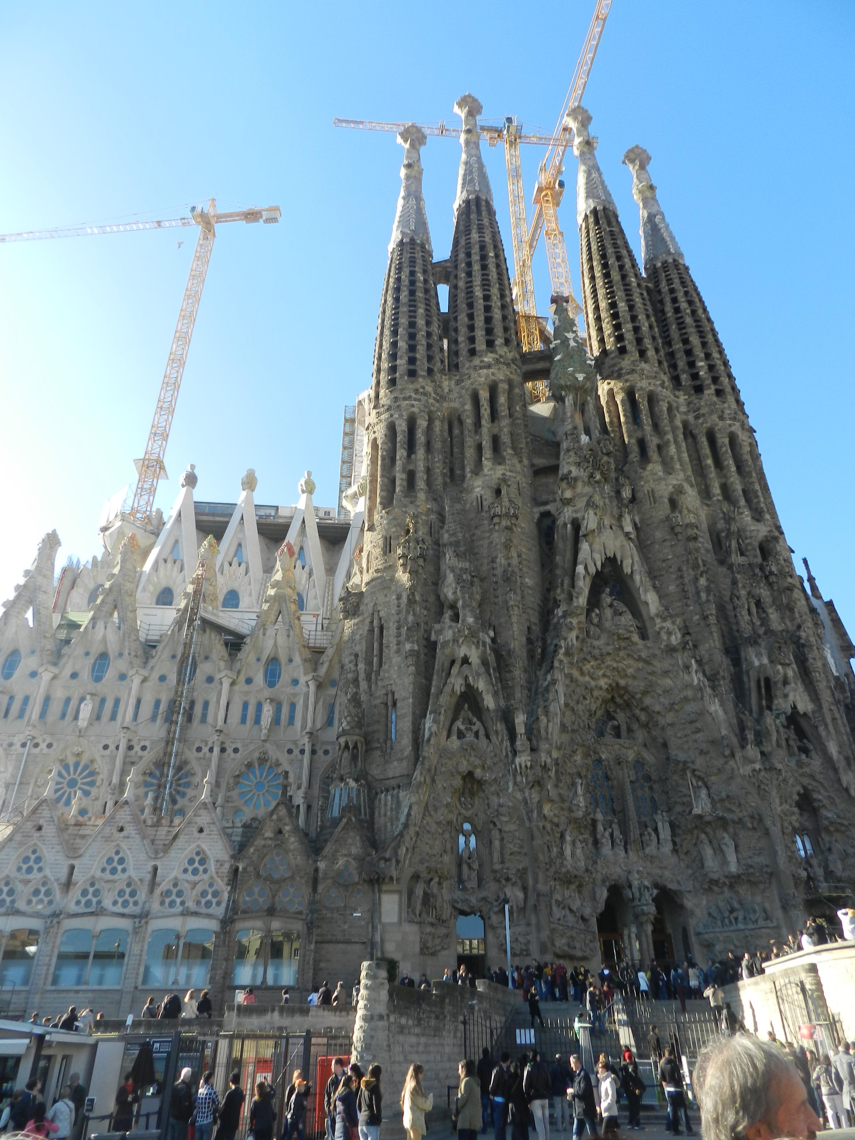A spasso per Barcellona