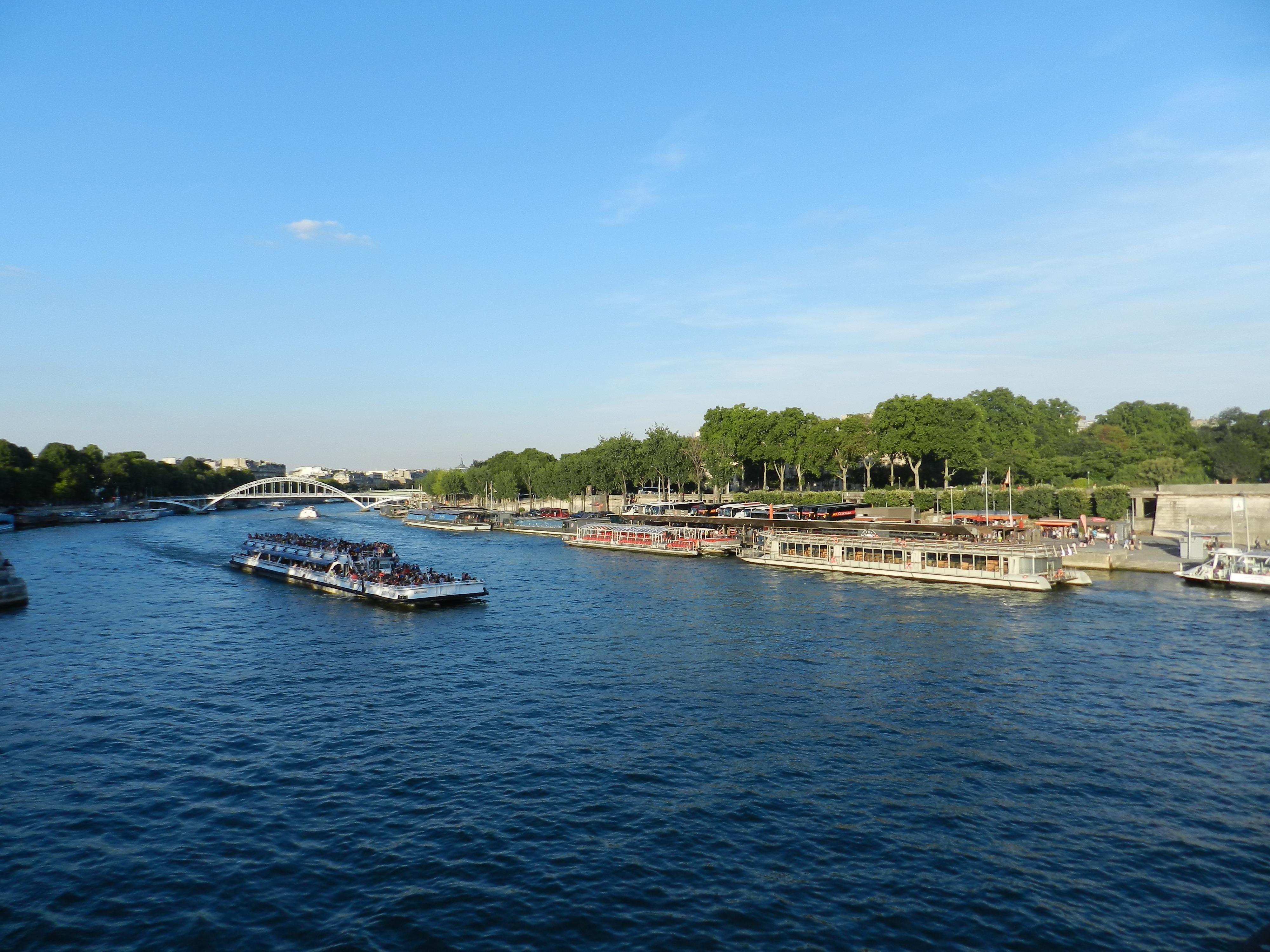 Ferragosto a Parigi – primo giorno