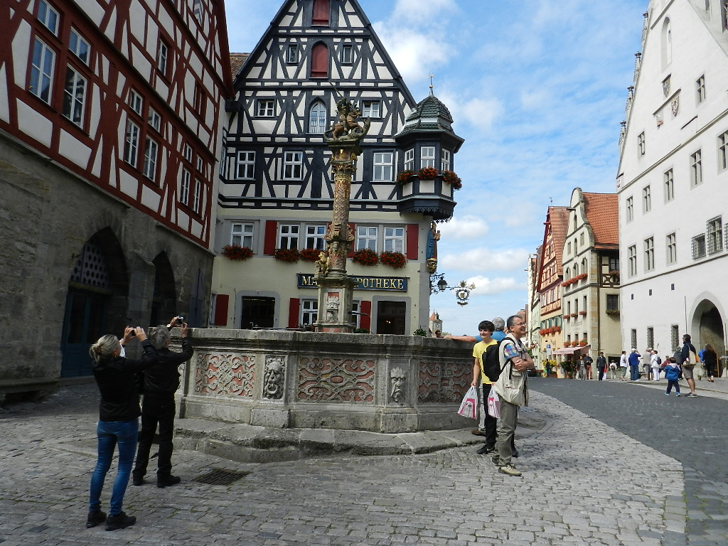 Rothenburg: amore a prima vista!