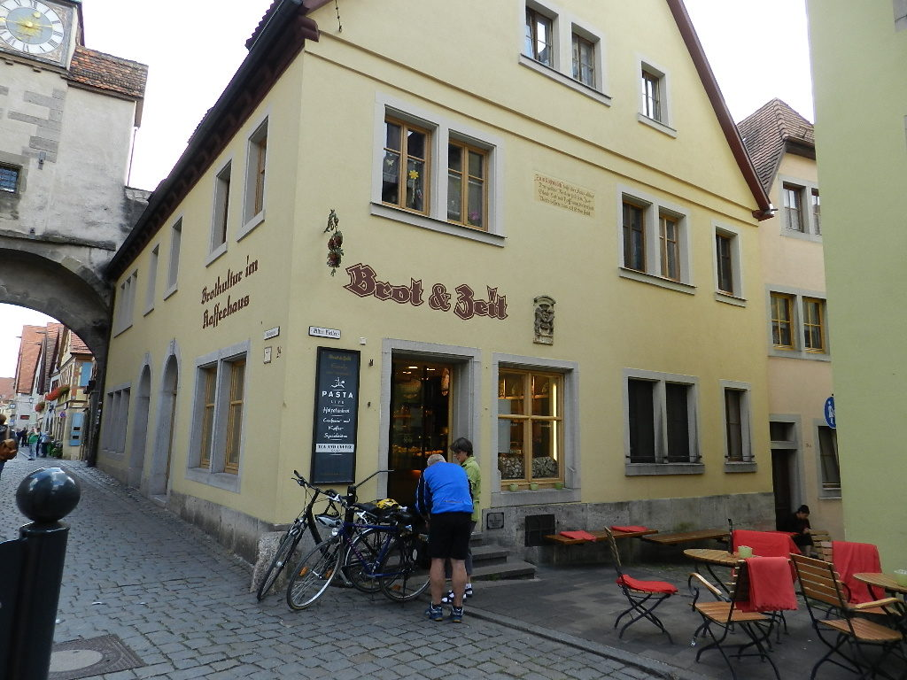 GustiAMO ROTHENBURG: Dove mangiare a Rothenburg ob der Tauber
