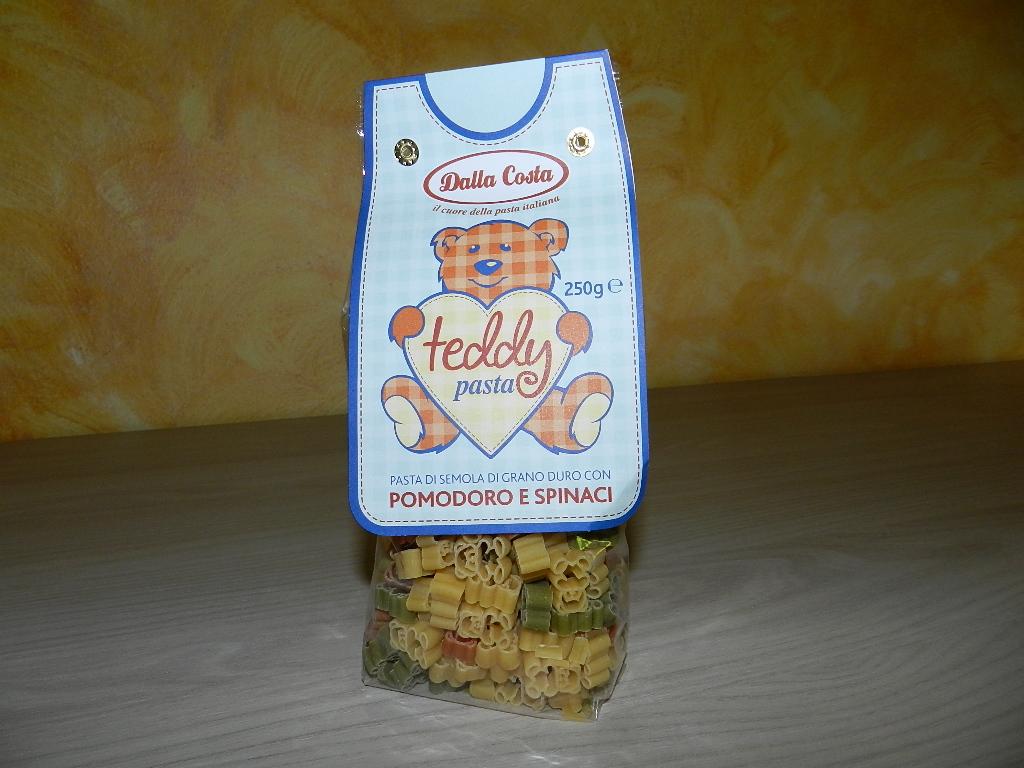 pasta teddy
