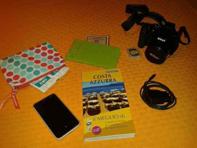 #nonpartosenza: quali accessori viaggiano con me?