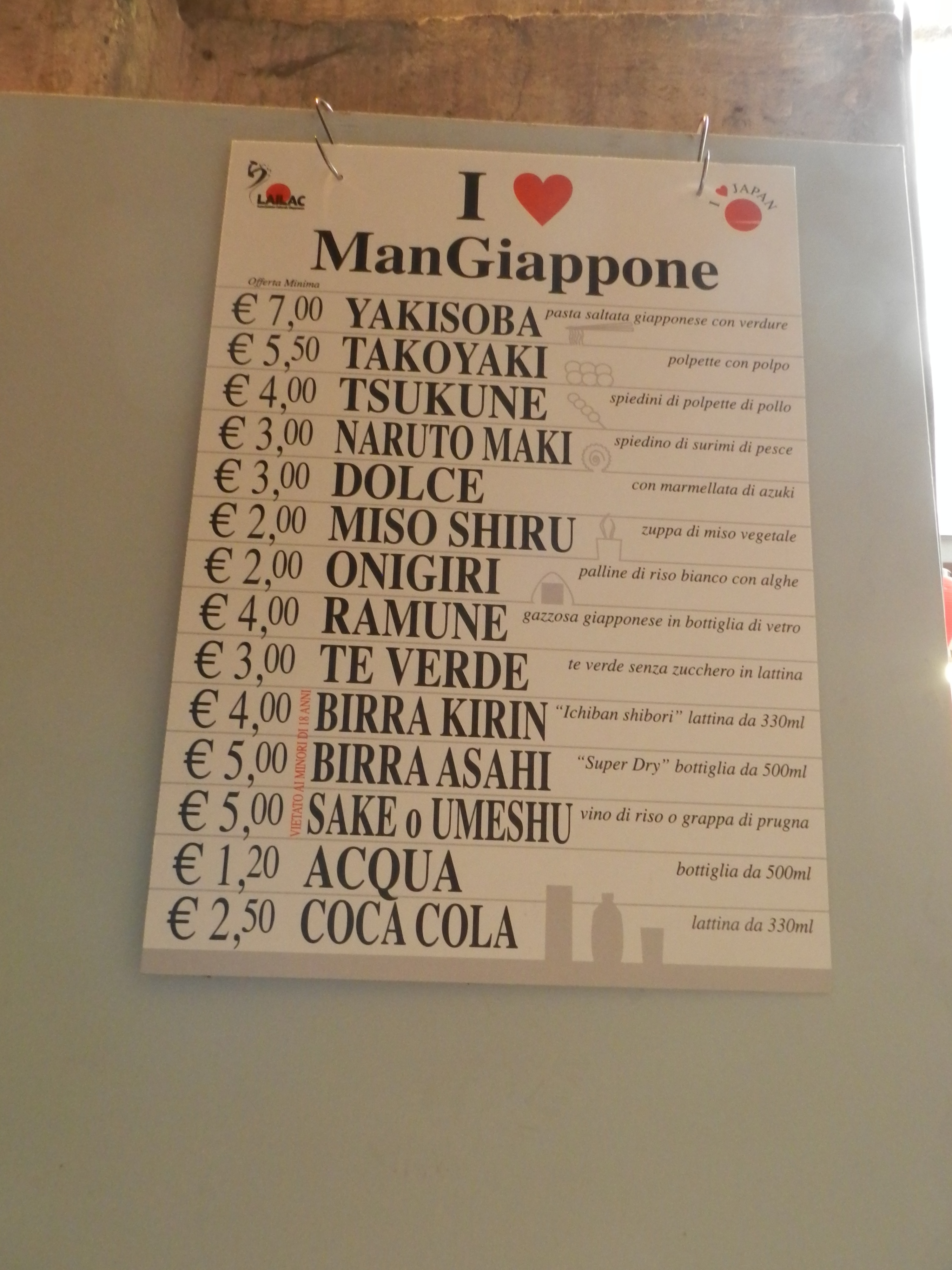 I ♥ ManGiappone al Lucca Comics & Games
