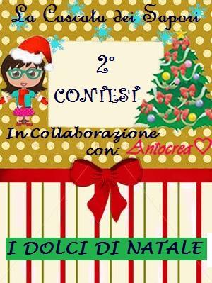 """Vincitore Contest """"I Dolci di Natale"""""""