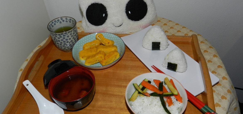 """La mia """"mini"""" colazione giapponese"""