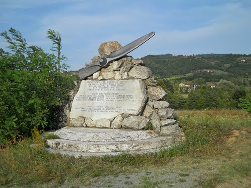 monumento disastro aereo cartosio