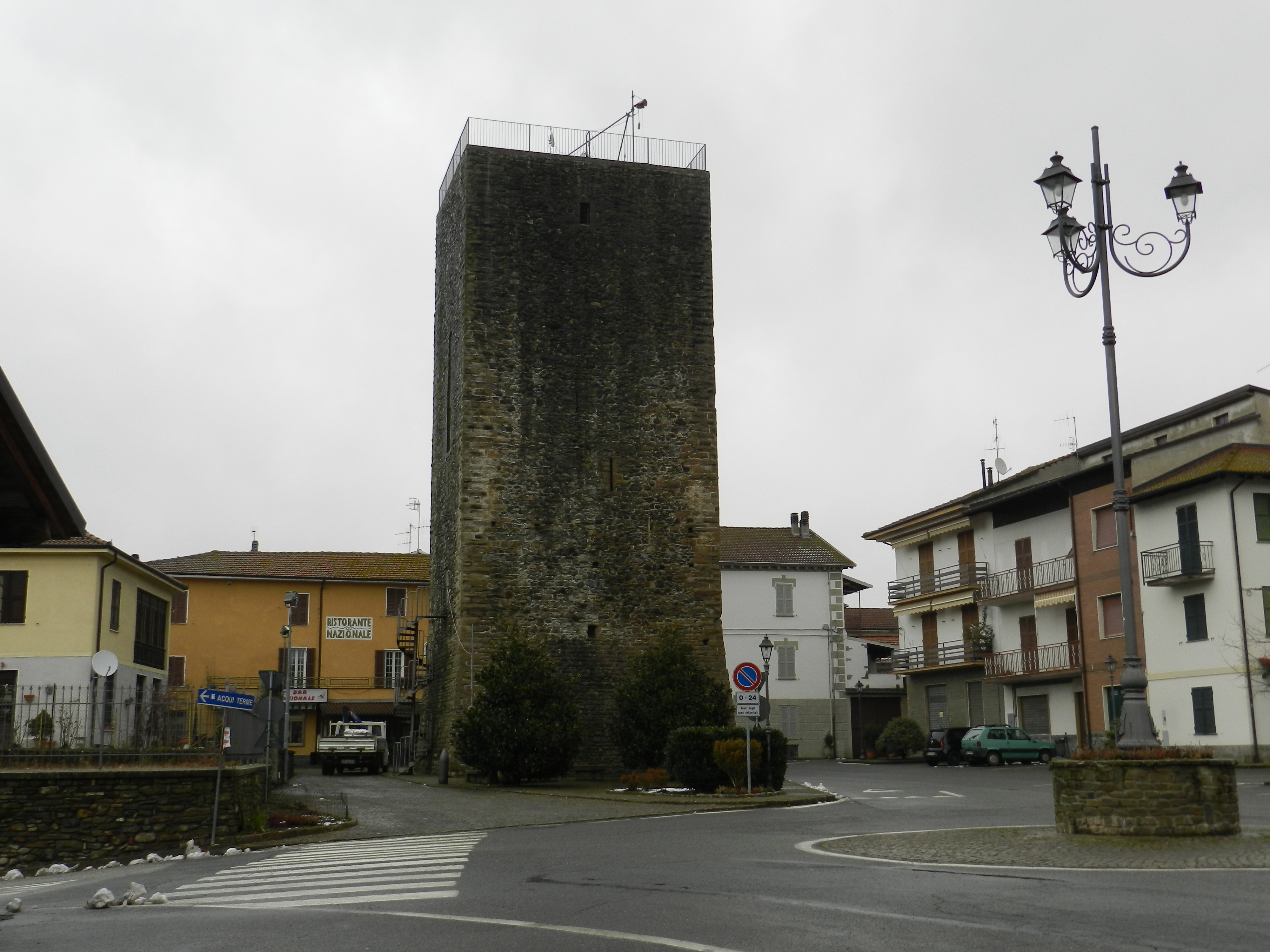 Torre medioevale di cartosio