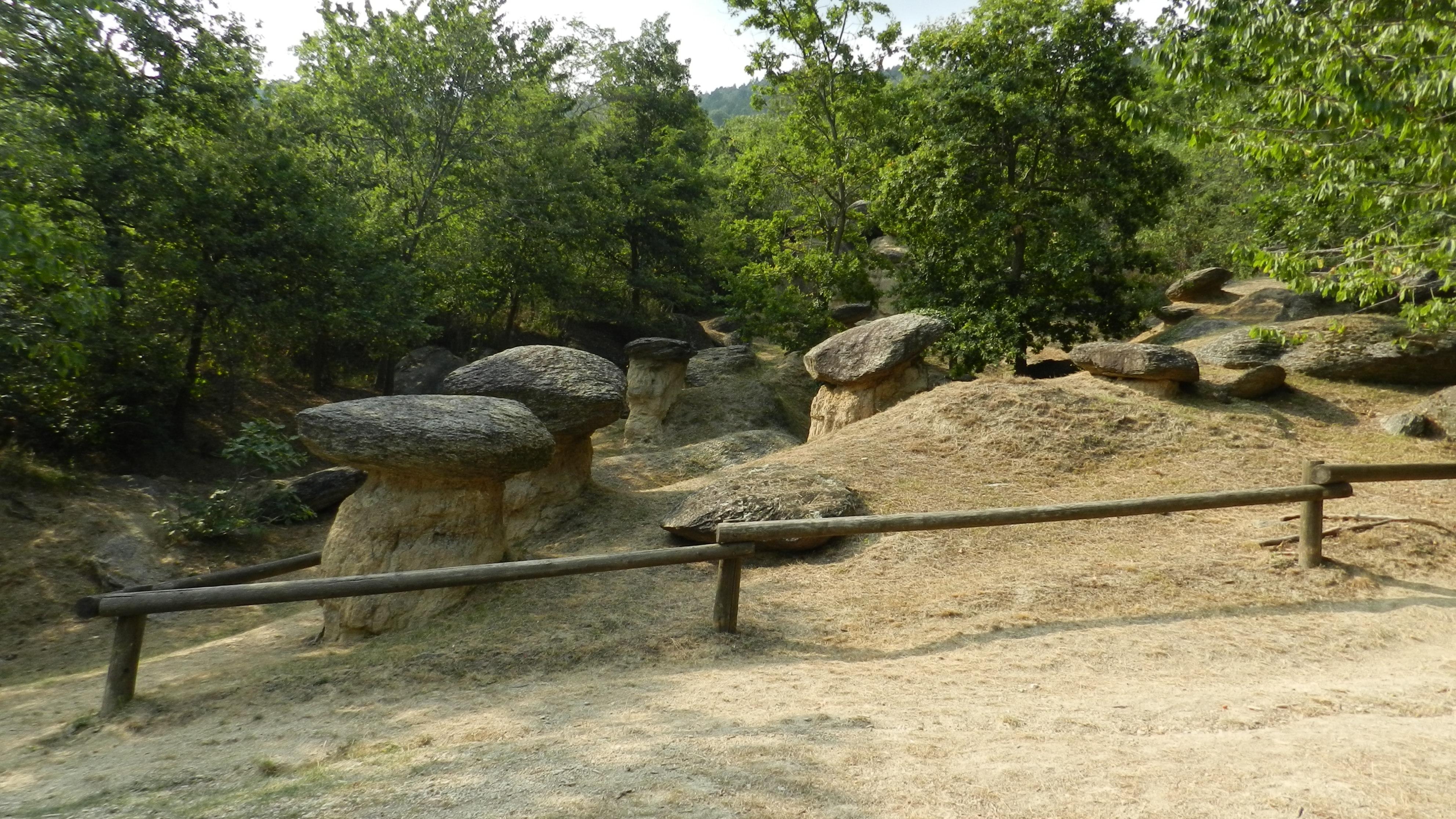 La Riserva Naturale dei Ciciu del Villar