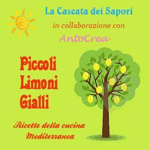 Piccoli Limoni Gialli - Ricette Mediterranee: 2° Raccolta