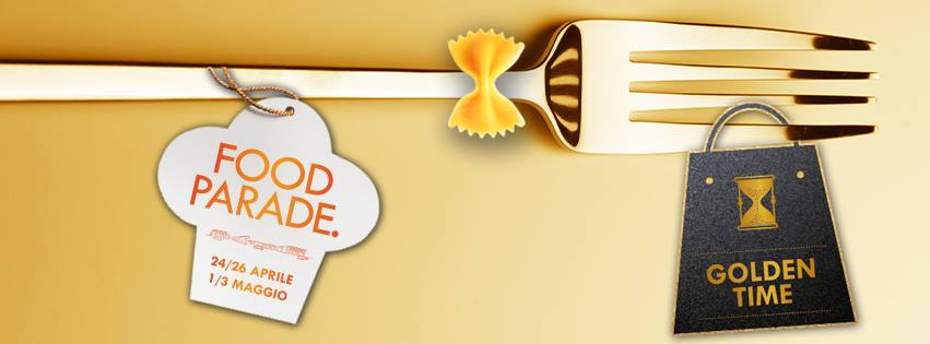 Food Parade a Mondovicino Outlet Village