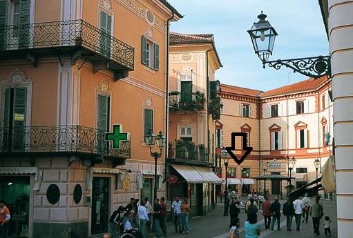 Tacchella Acqui Terme shopping