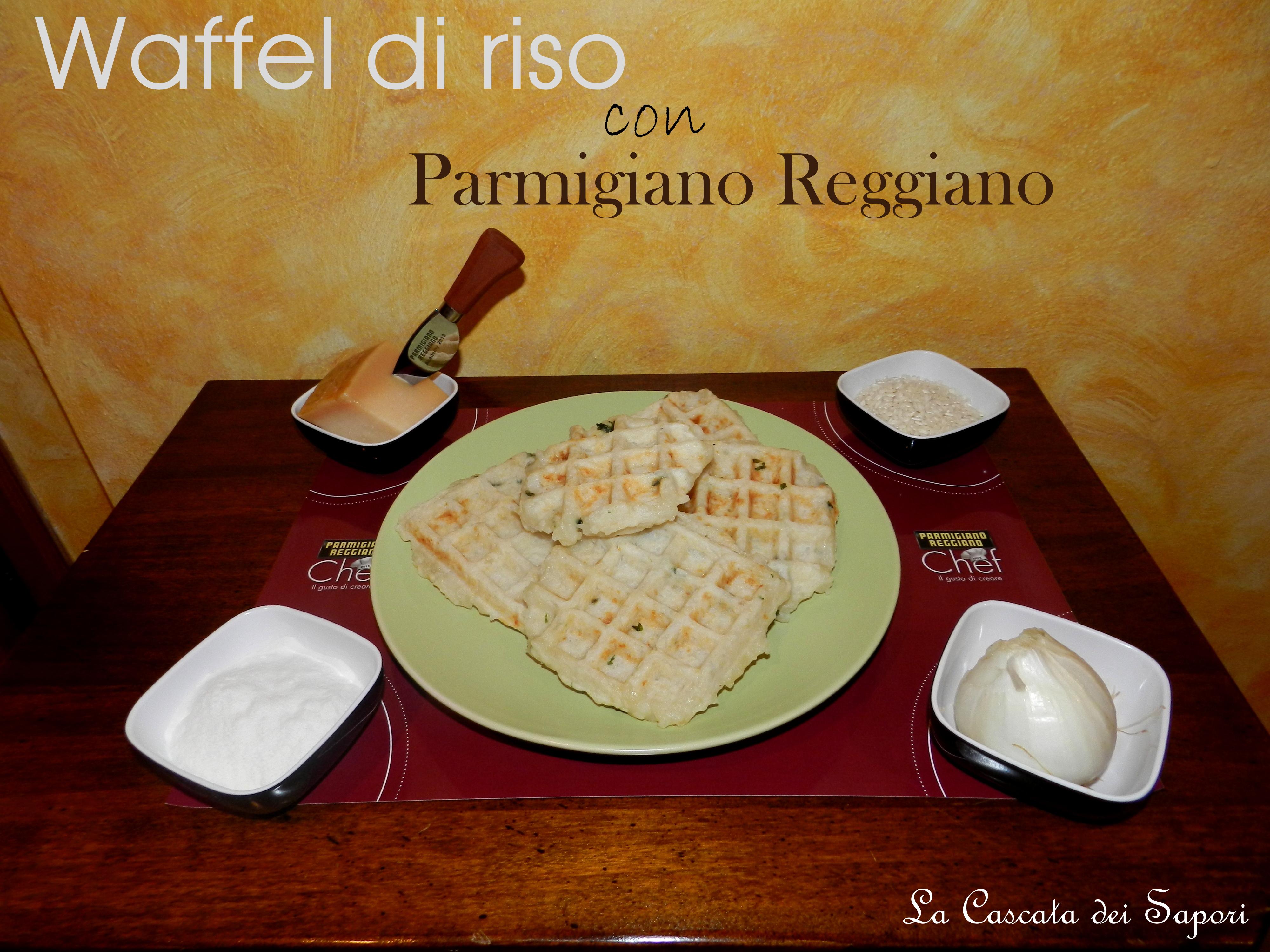 waffel-di-riso-con-Parmigiano-Reggiano