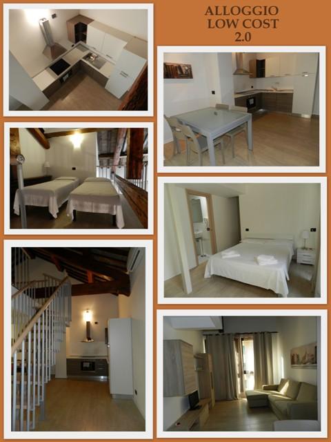Alloggio low cost 2.0 Ferrara Via Mortara 1