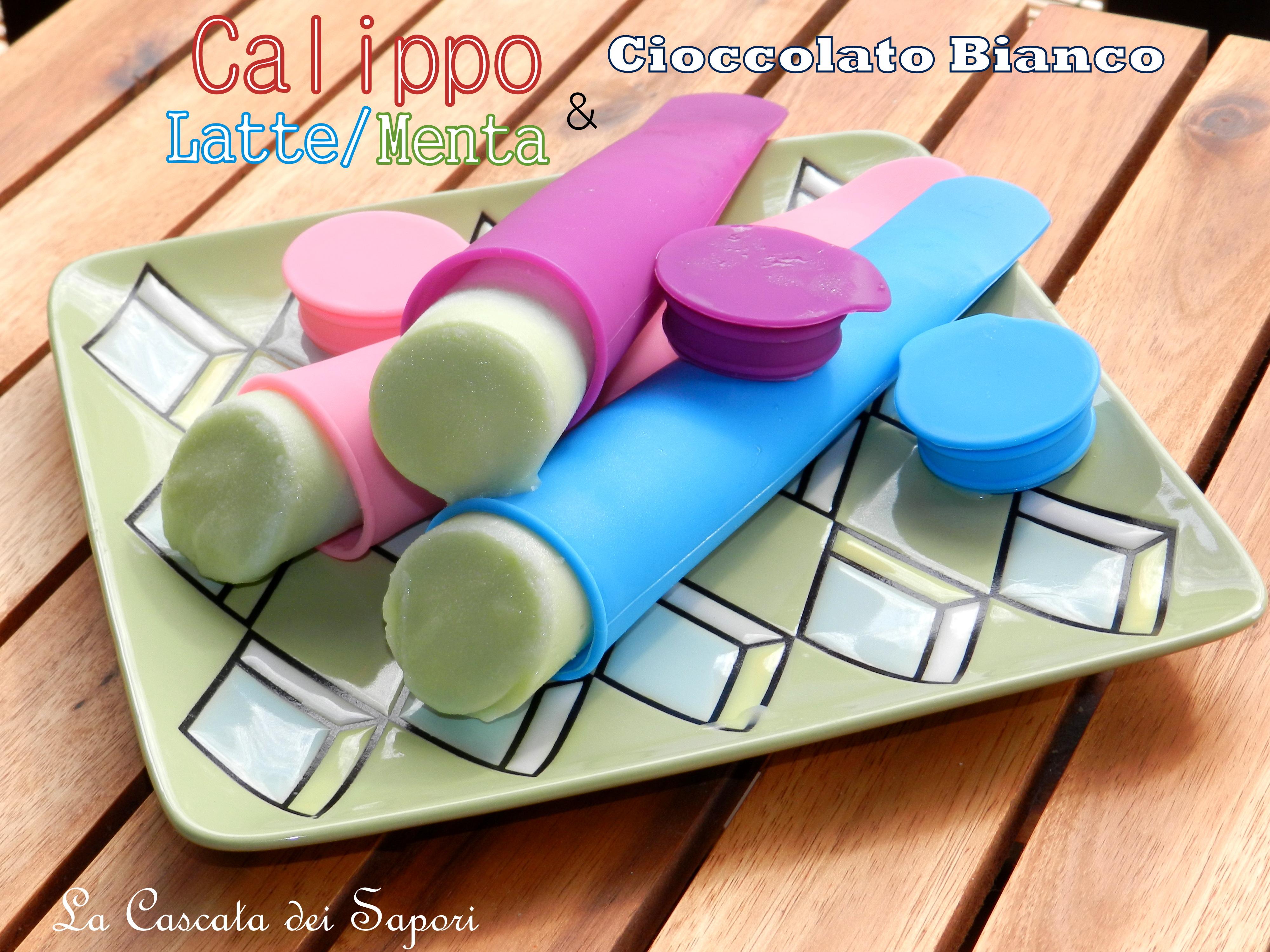 Calippo Latte/Menta & Cioccolato Bianco