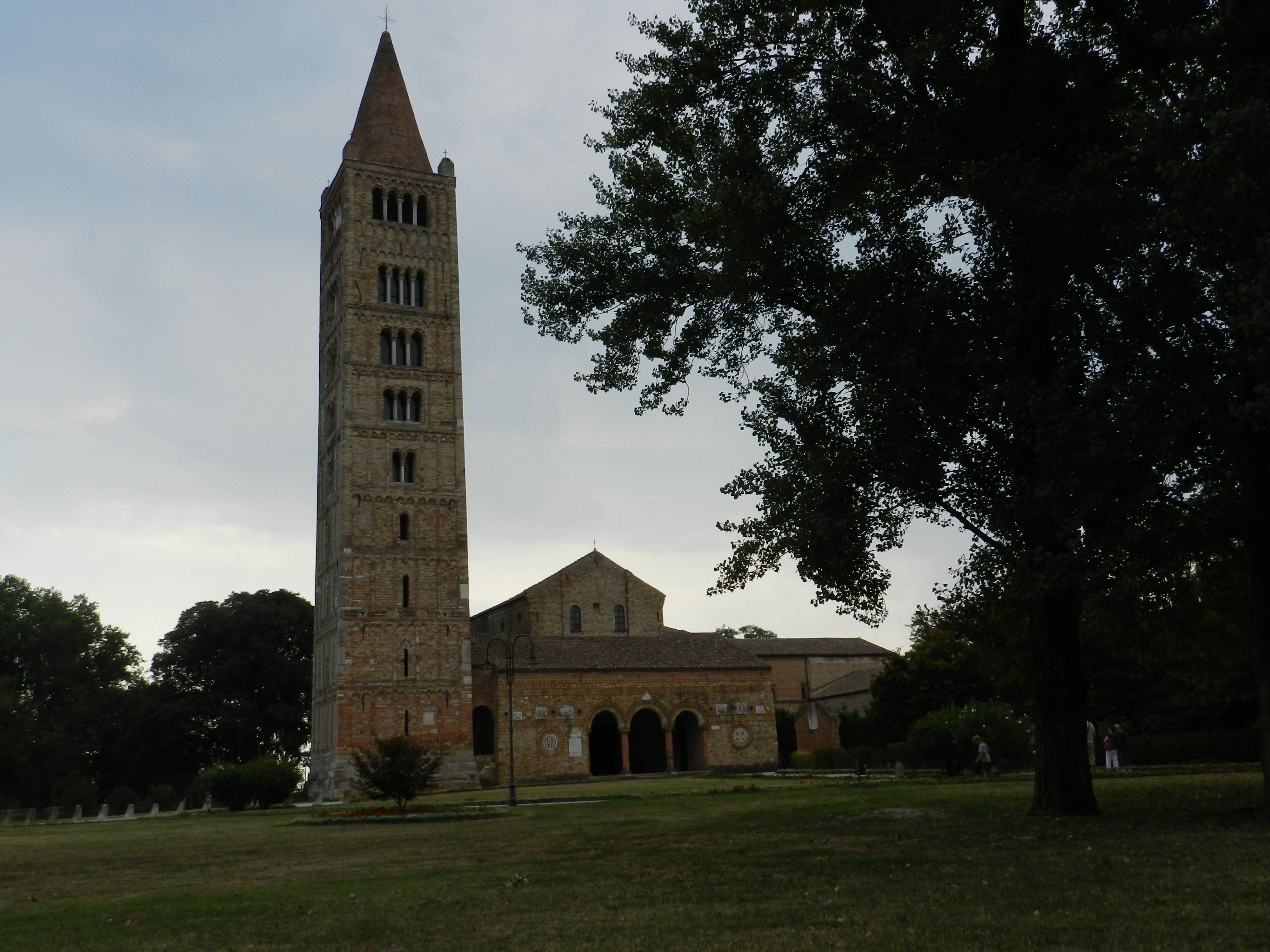 Mattinata all'Abbazia di Pomposa (Codigoro)