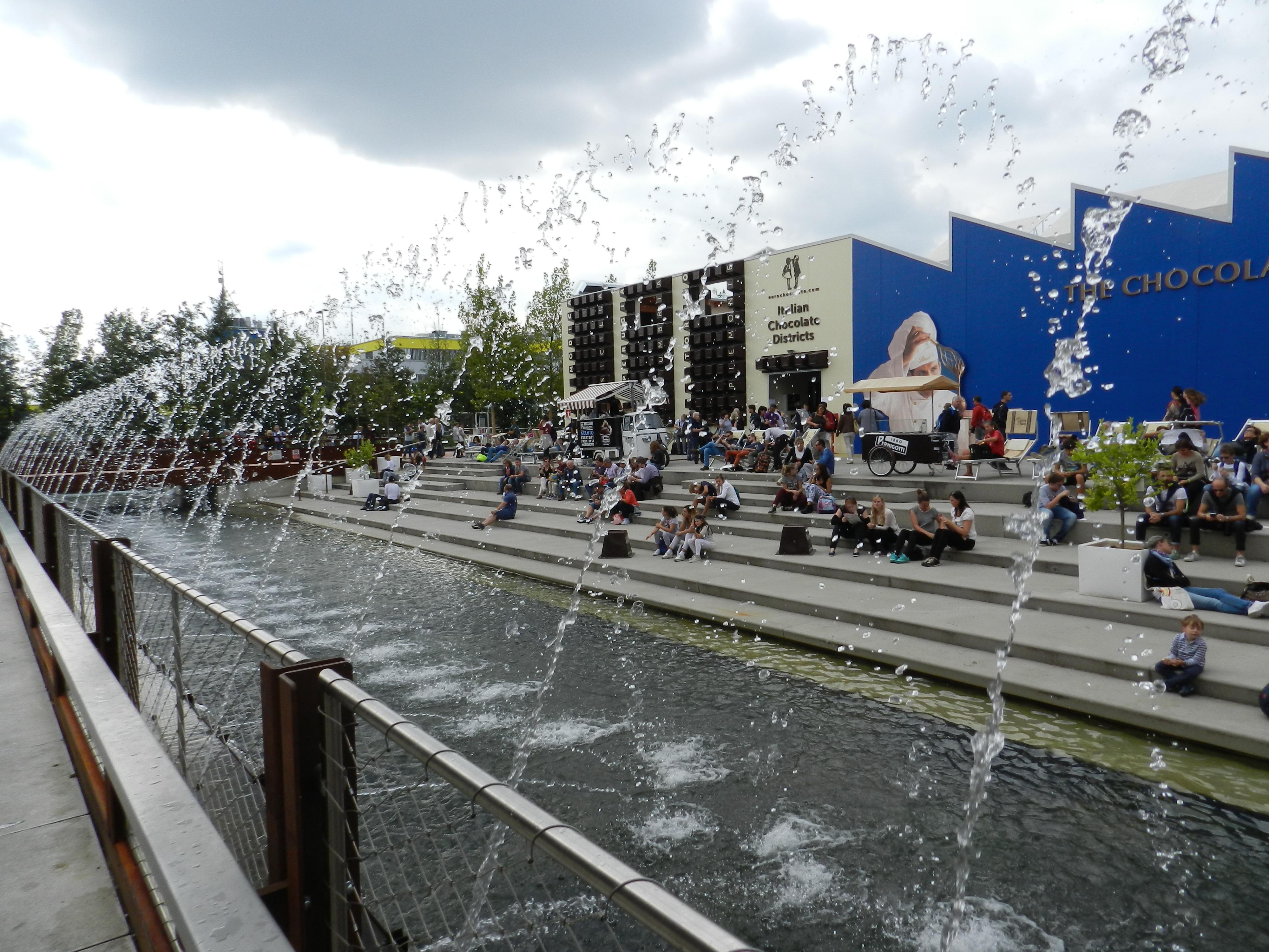 Una giornata a Expo Milano 2015