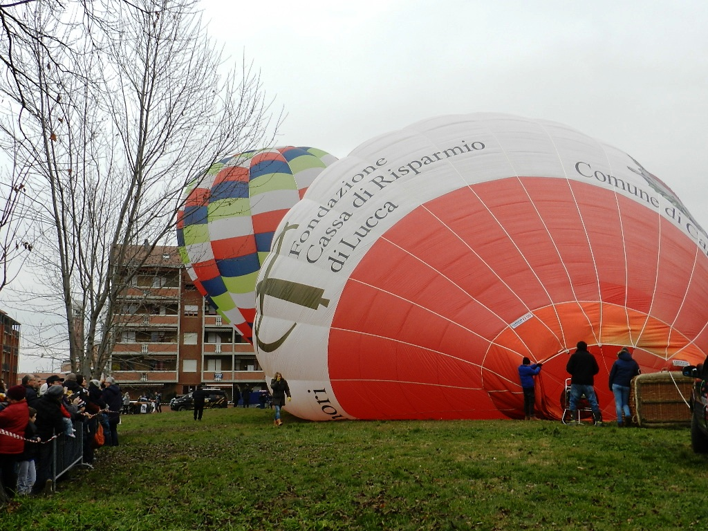 RADUNO DELL'EPIFANIA a Mondovì (tra Mongolfiere e Cultura)