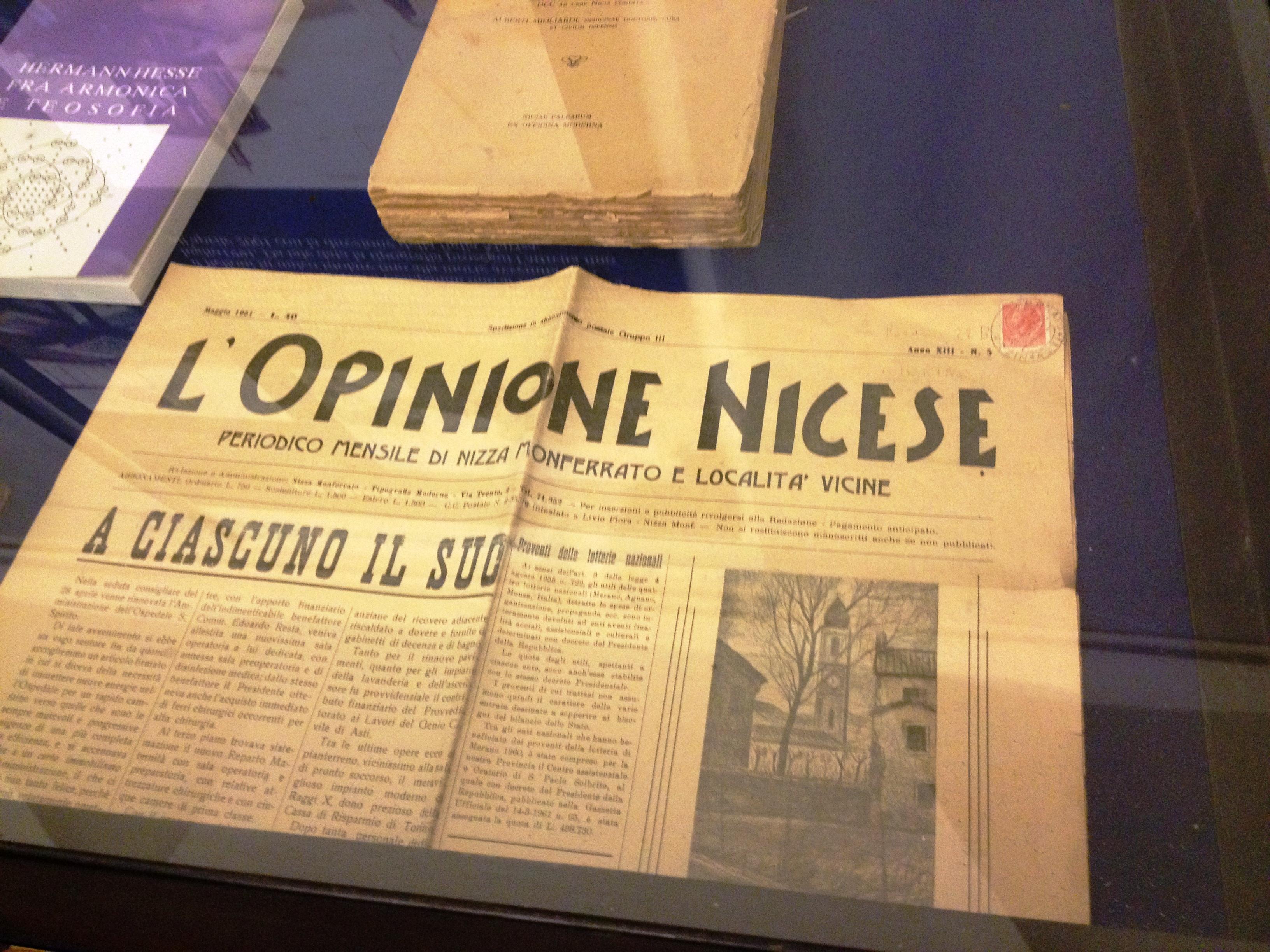 MUSEO DELLA STAMPA Mondovì