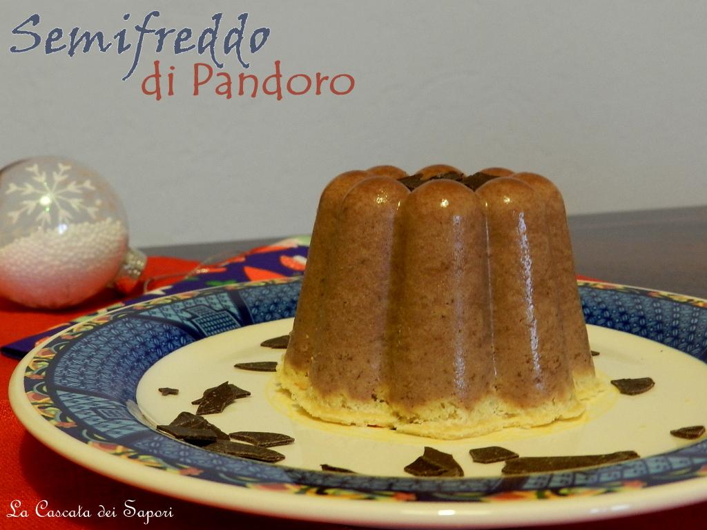 Semifreddo di Pandoro