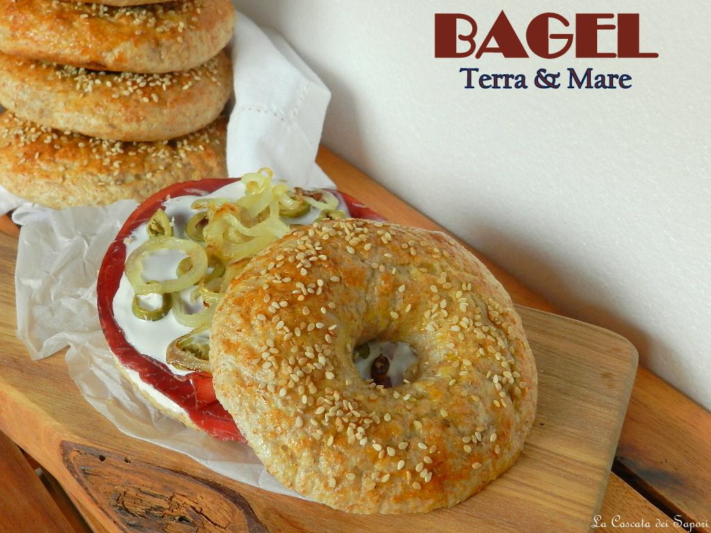 """Bagel """"Terra & Mare"""""""