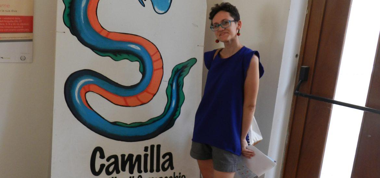 Camilla, l'anguilla di Comacchio