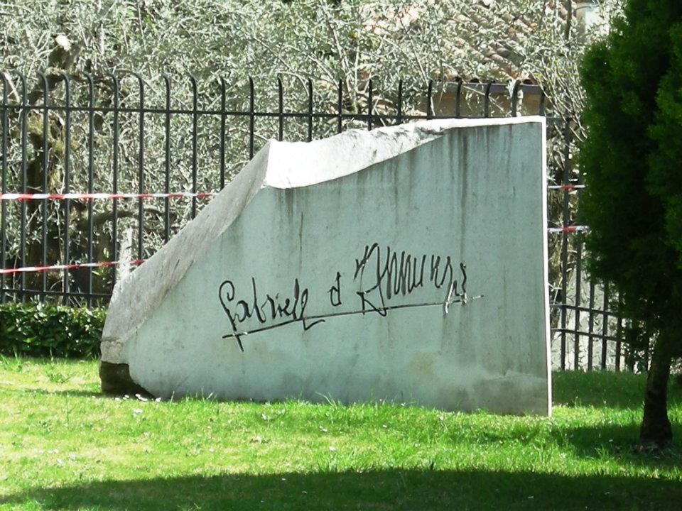 Gabriele D'Annunzio - Vittoriale