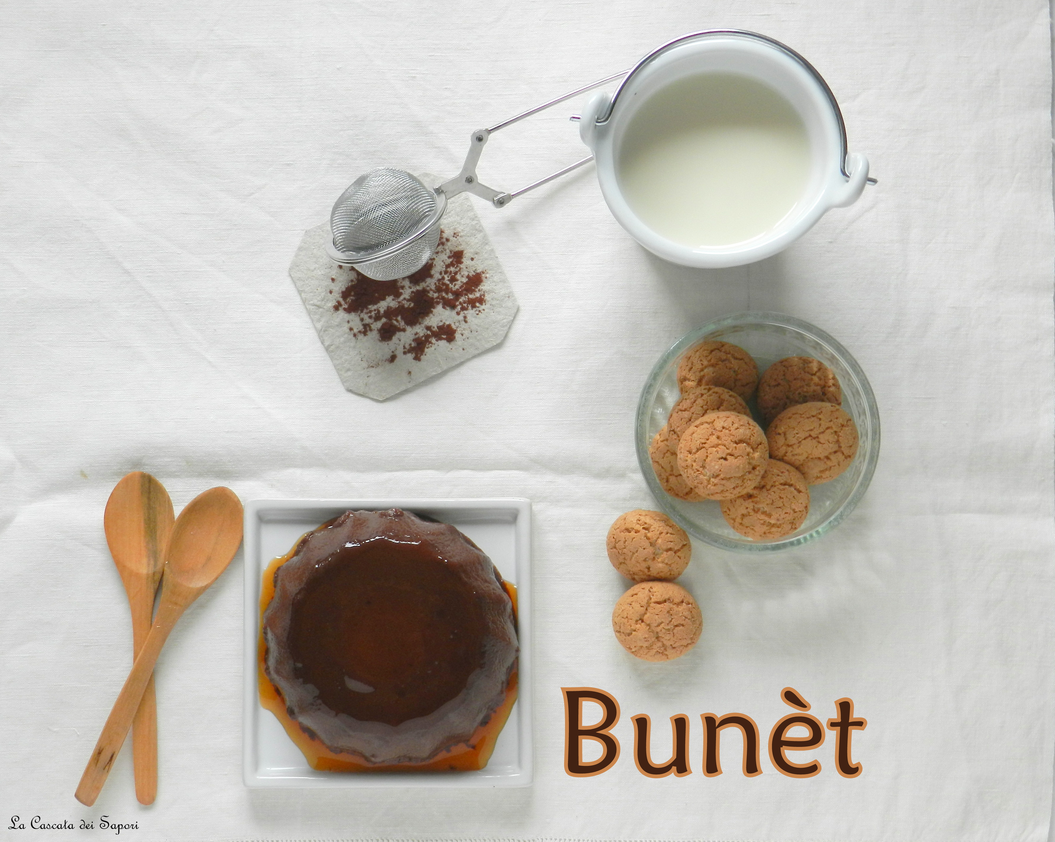 Bunèt: il budino tradizionale piemontese!