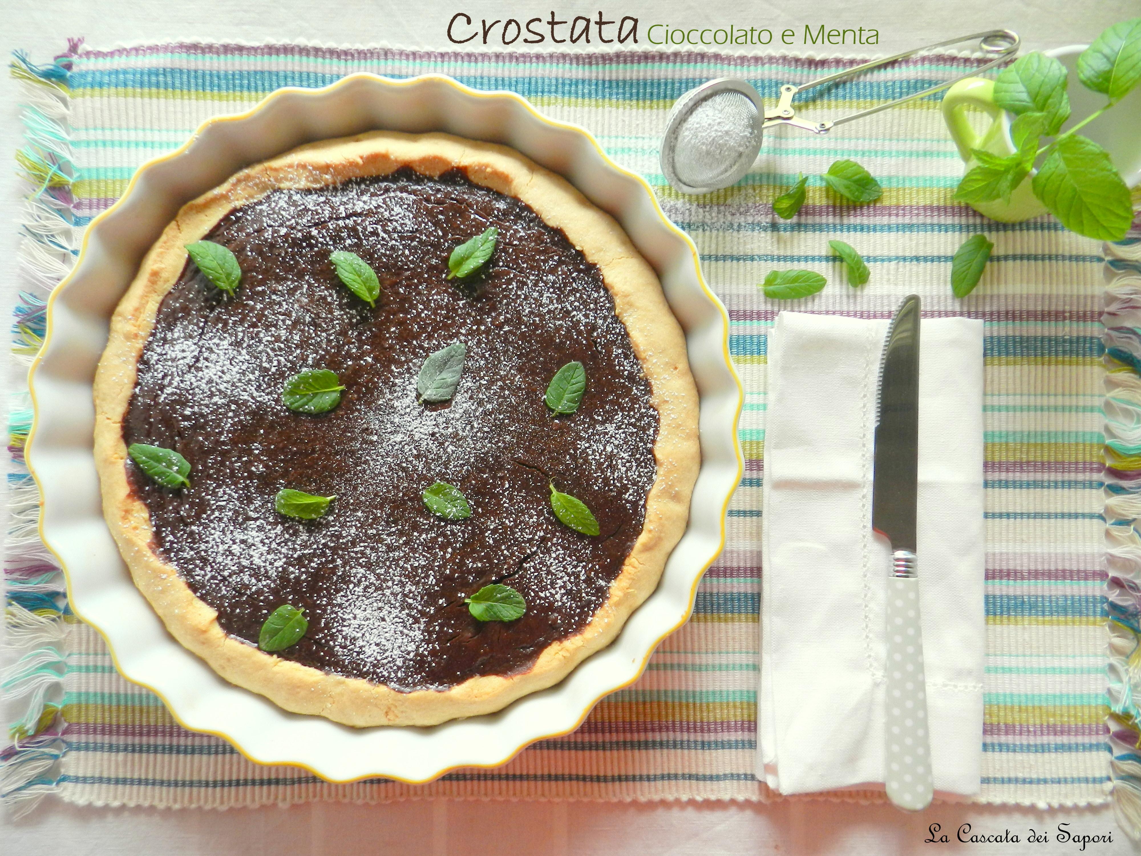 crostata-cioccolato-e-menta