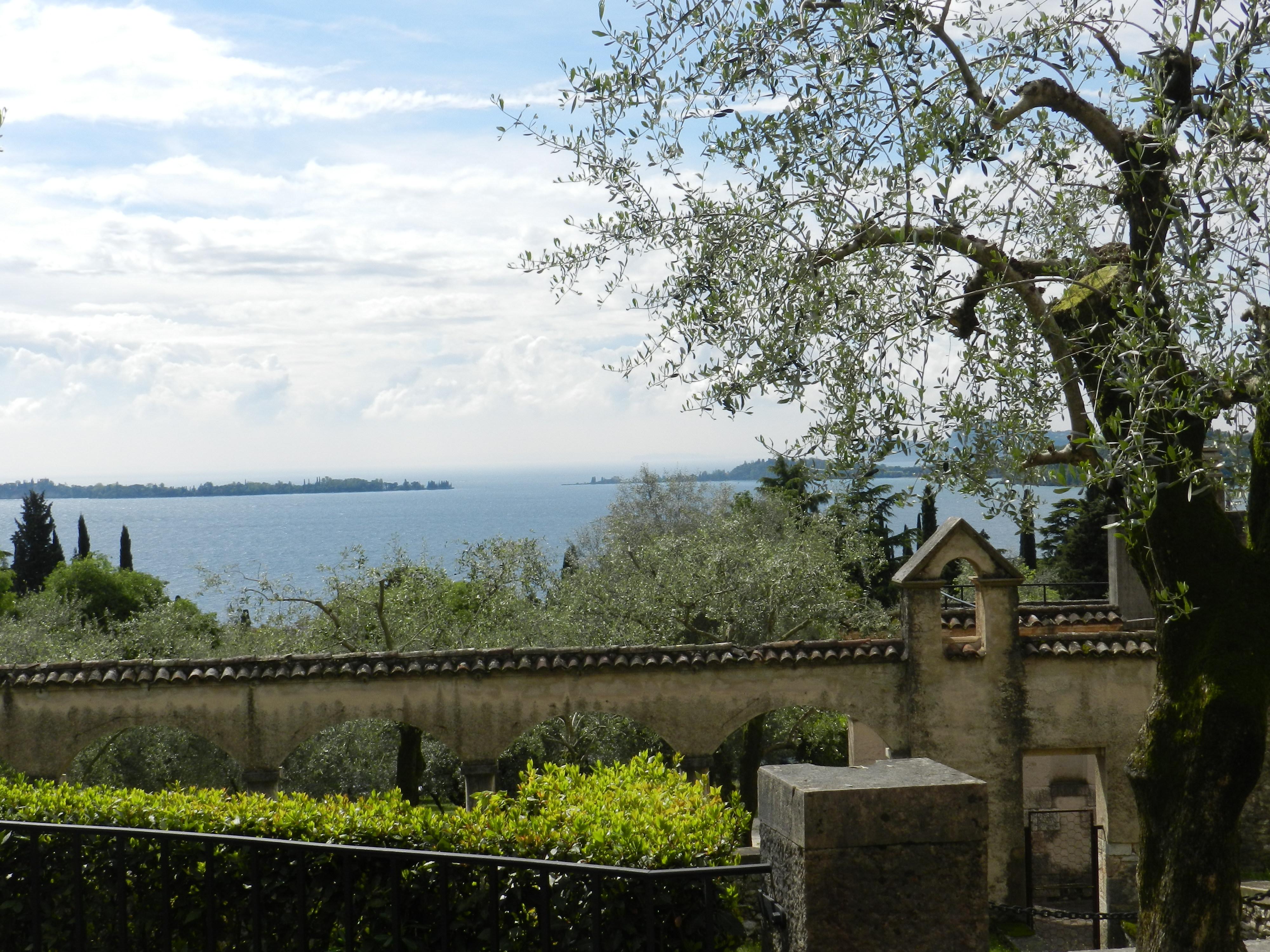 Il Vittoriale degli Italiani di Gabriele D'Annunzio a Gardone Riviera
