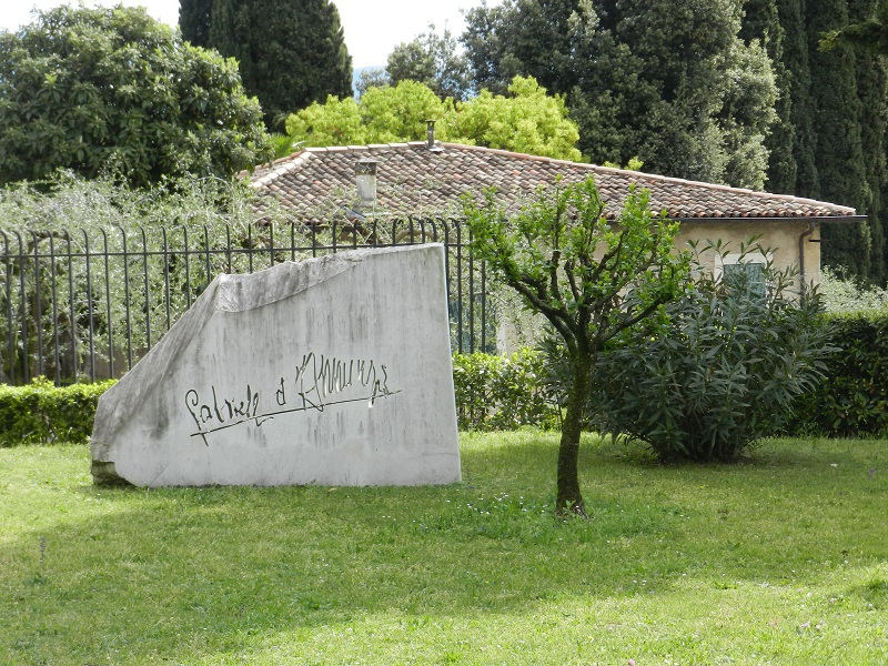 Gardone Riviera visita al Vittoriale degli Italiani