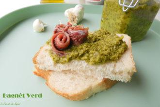 bagnet verd - Salsa al prezzemolo per il bollito