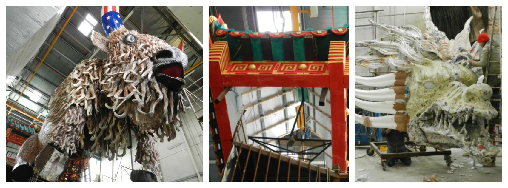 Chinatown street: Roberto Vannucci Carnevale di Viareggio