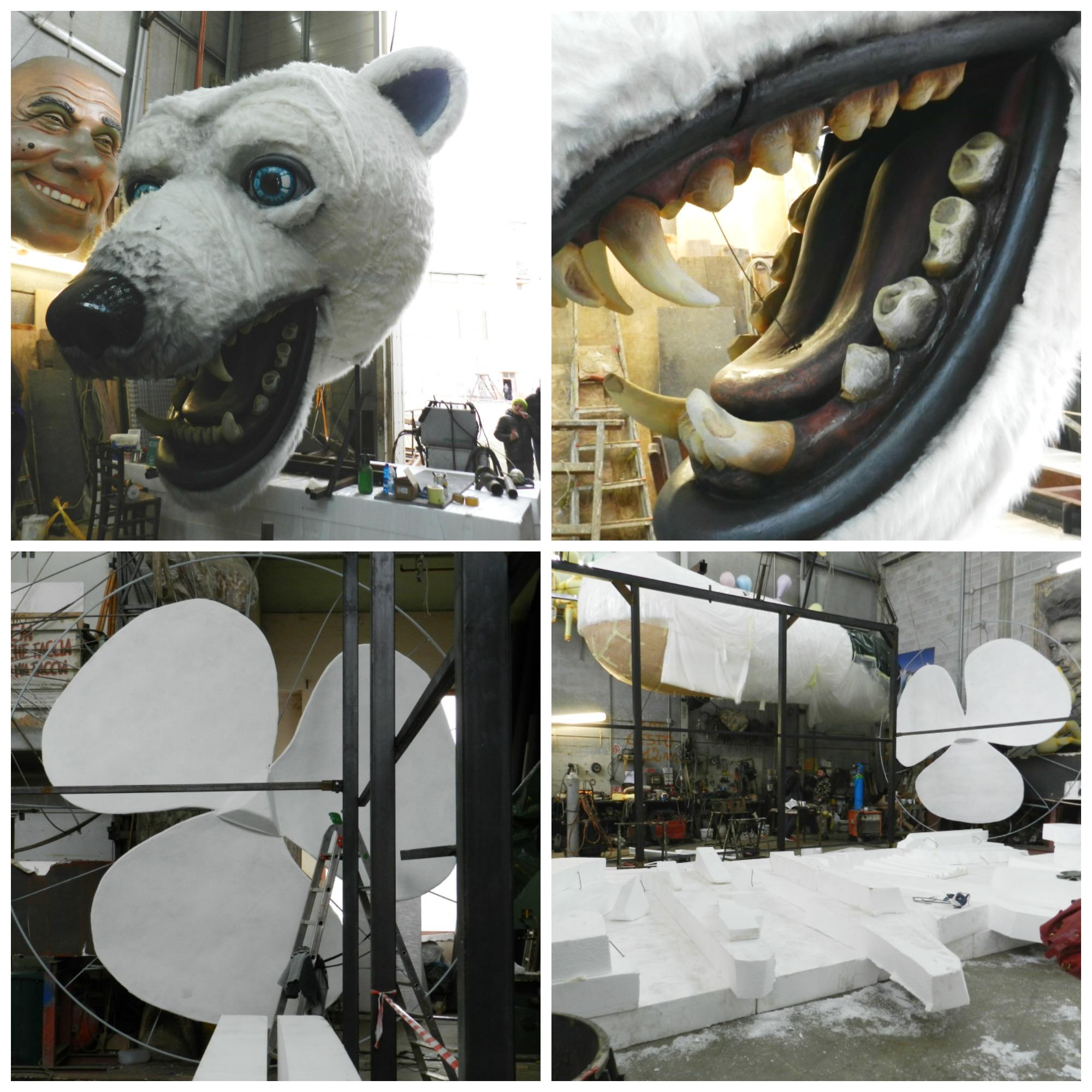 Orsa Maggiore: Carlo Lombardi Carnevale di Viareggio
