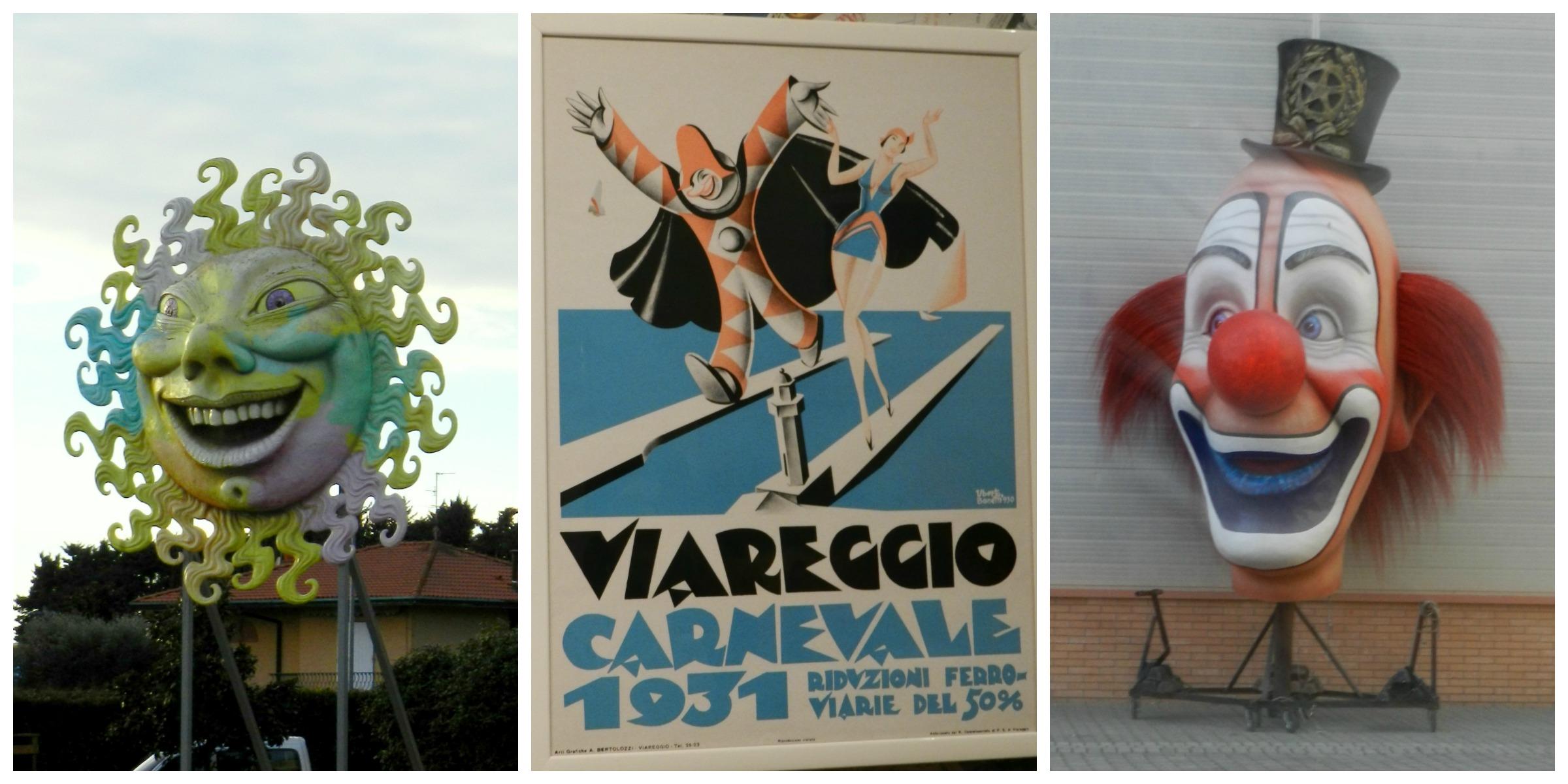 Viareggio: Visita alla Cittadella del Carnevale