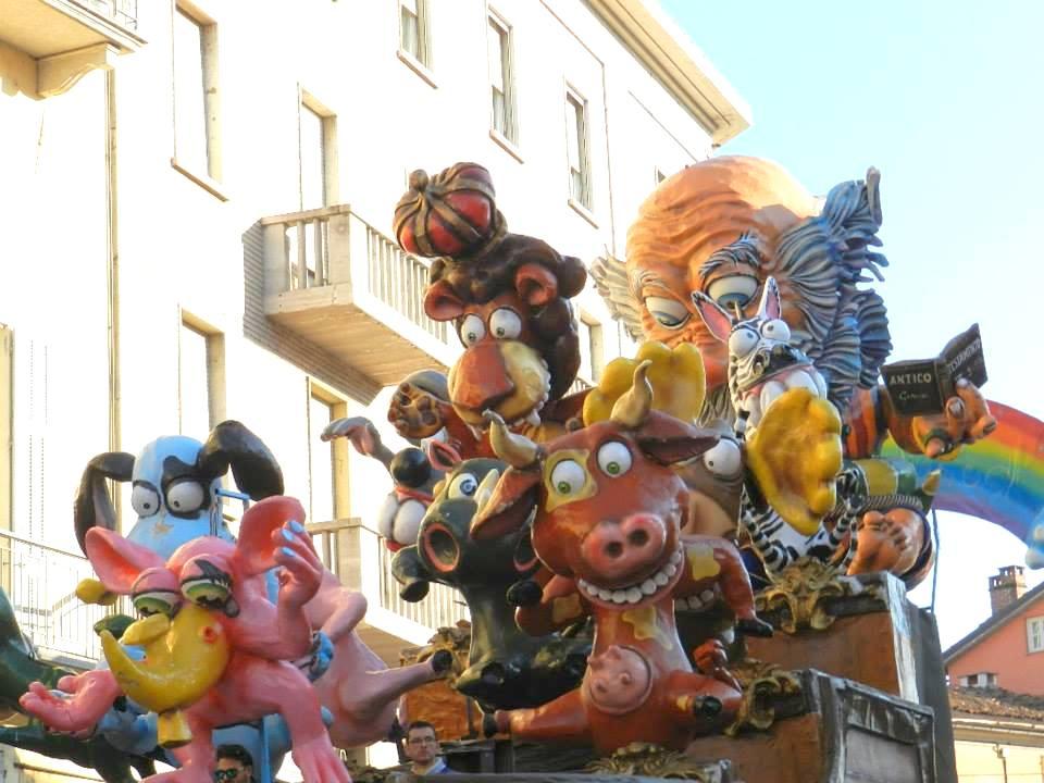 CARLEVÈ 'D MONDVÌ - Carnevale di Mondovì