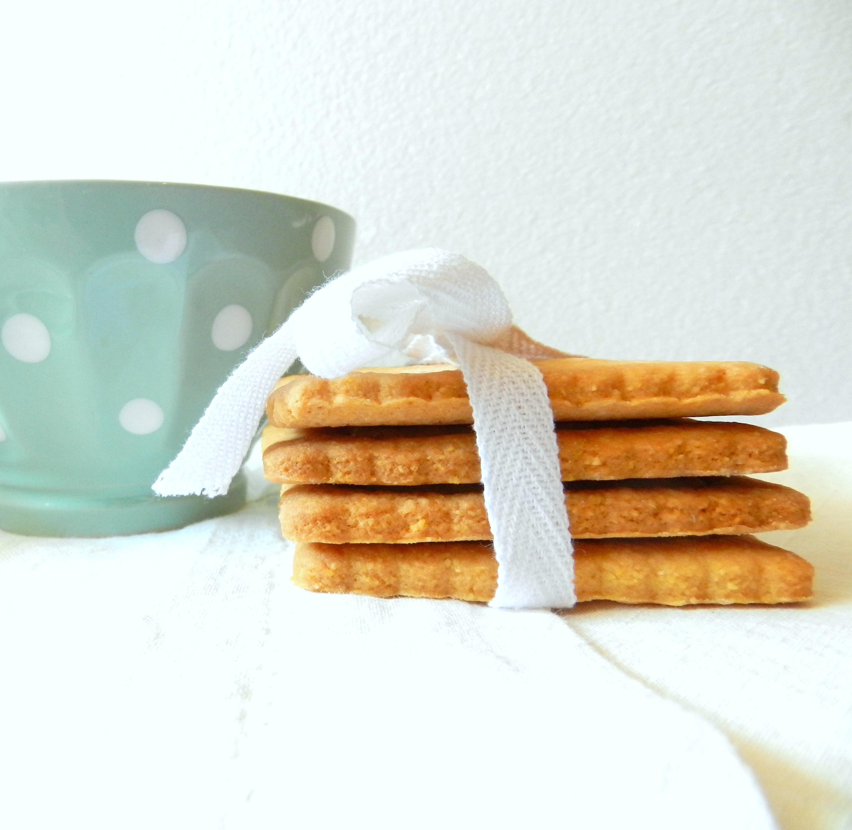 Biscotti rustici alle 3 farine