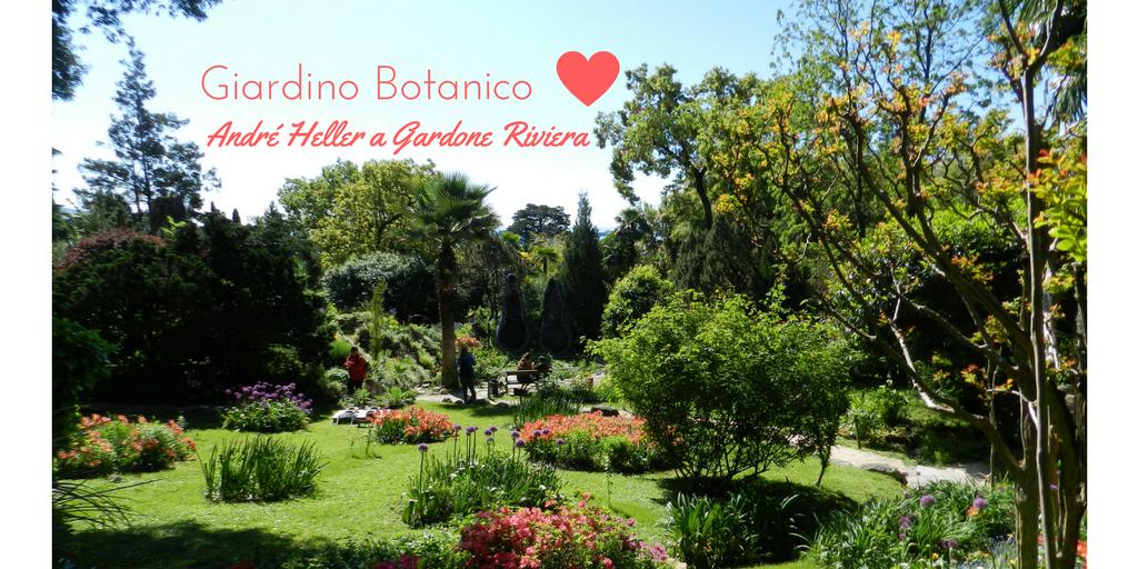 Giardino Botanico – André Heller a Gardone Riviera