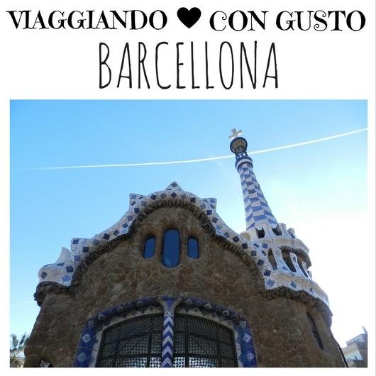 Viaggiando con Gusto Barcellona