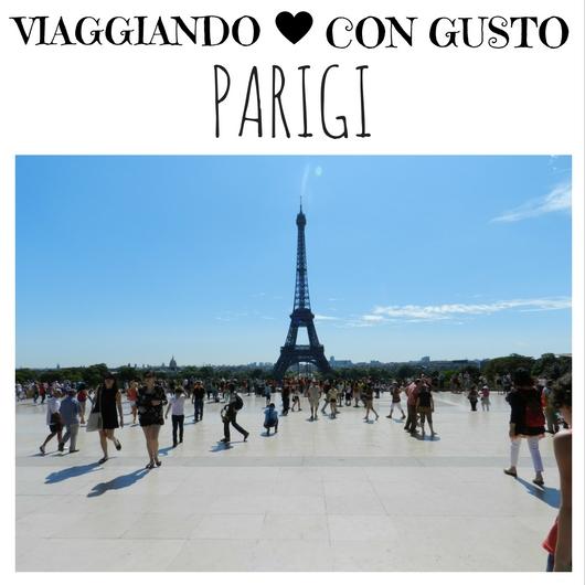 Viaggiando con Gusto Parigi
