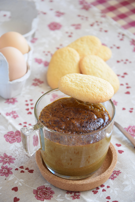 Zabaione al Cognac, Caffè e Cacao Calendario del Cibo Italiano