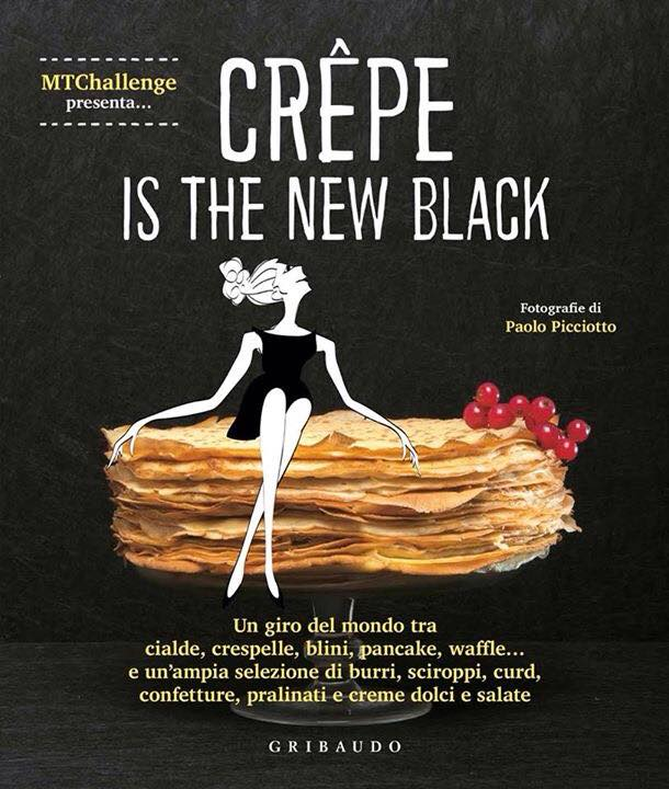 Crêpe is the new black: il sesto libro dell'MTChallenge
