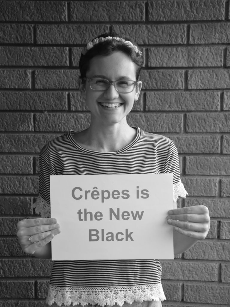 Crêpe is the new black: il nuovo libro dell'MTChallenge