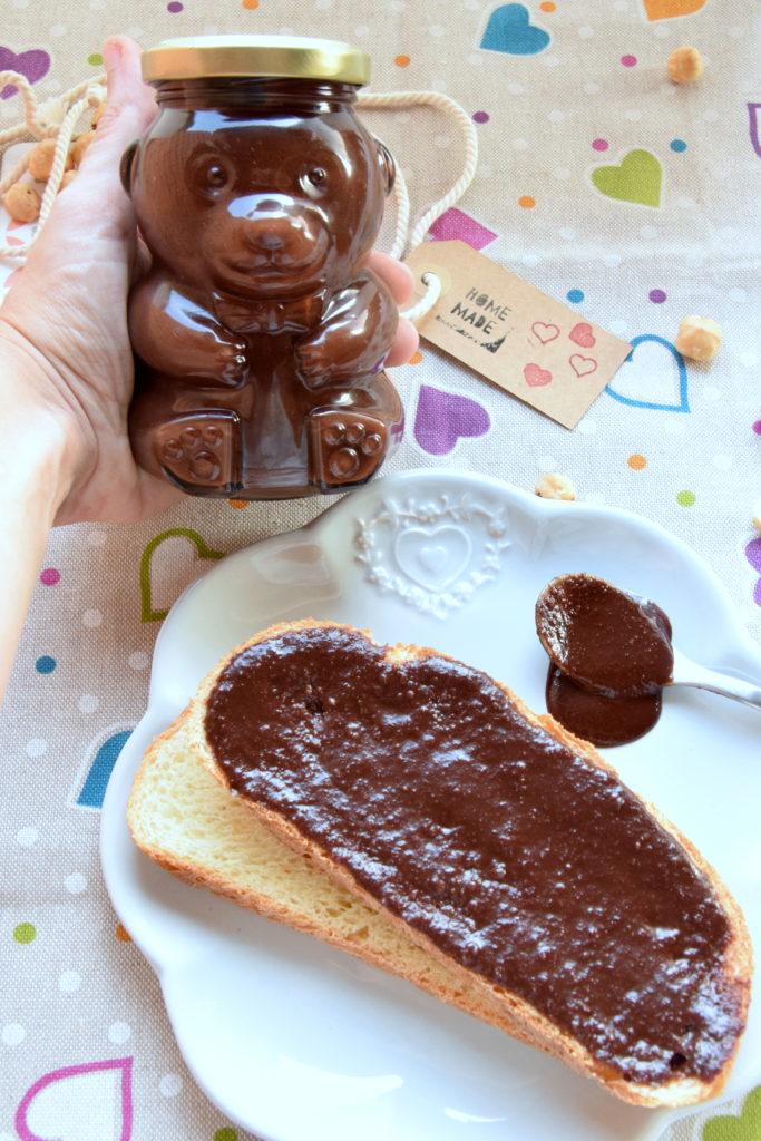 Crema di Cioccolato Extra Fondente alle Nocciole IGP Piemonte