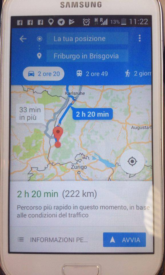On the road italia belgio come organizzare il viaggio for Roaming abolito