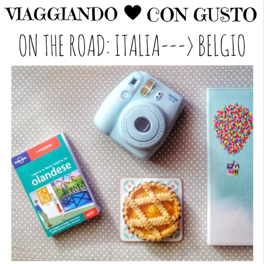 ON THE ROAD: ITALIA —> BELGIO