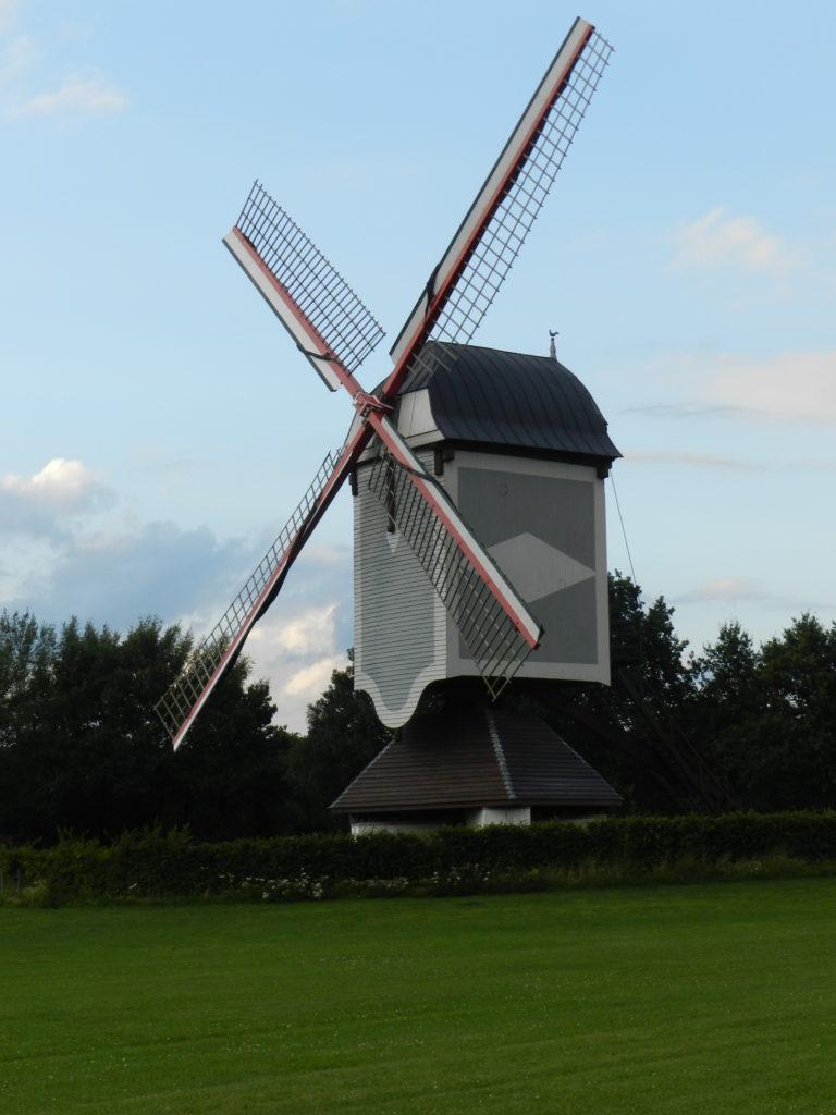 5 Cose da Fare a Lommel seDe Leyssensmolen Mulino a vento