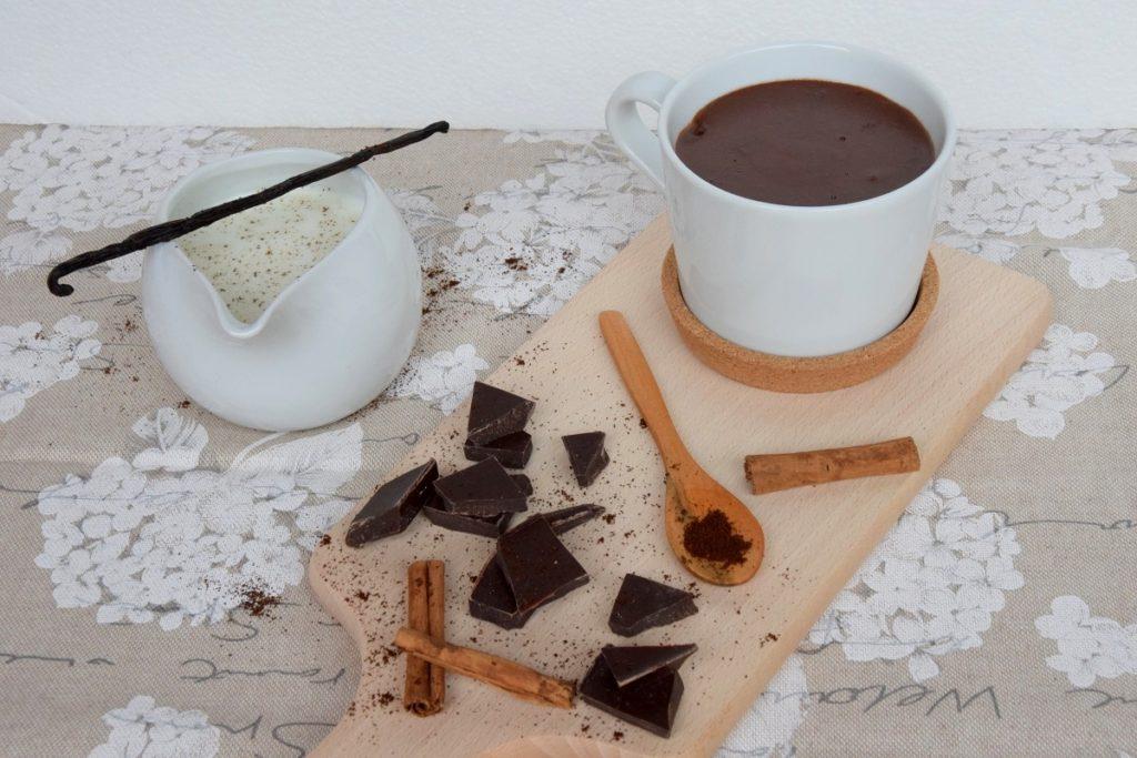 Cioccolata calda in tazza Brasiliana