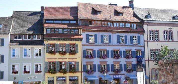 Visitare Friburgo in Brisgovia in un giorno. Cosa fare e vedere.
