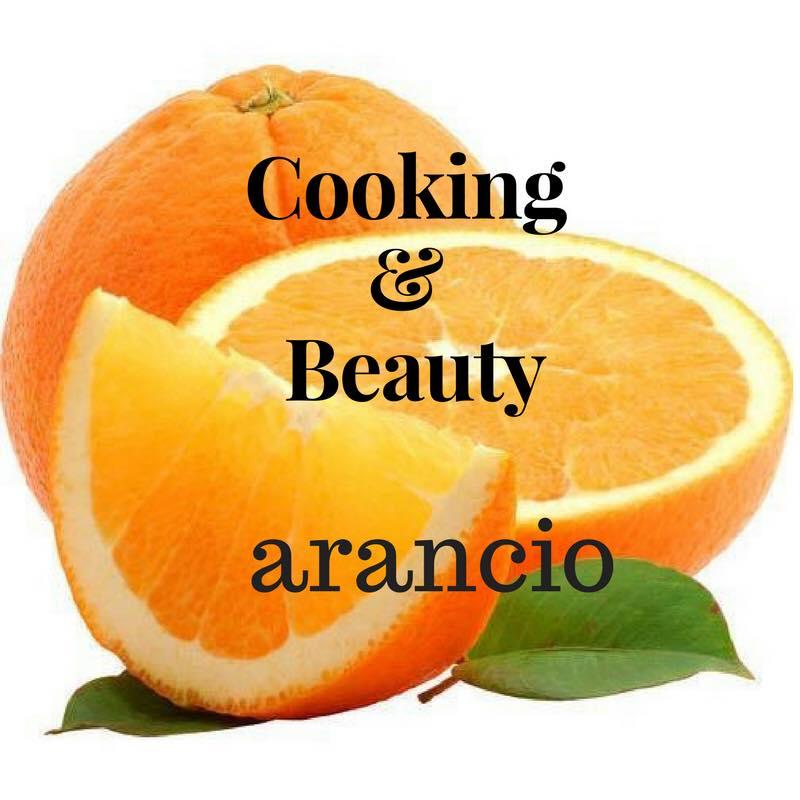 Cooking e Beauty l'arancia - La Cascata dei Sapori